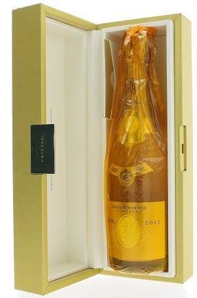 Louis Roederer Cristal Brut 0,75L, AOC, r2012, sam, bl, brut, DB