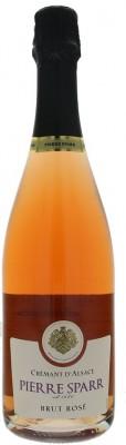 Pierre Sparr Crémant d´Alsace Brut Rosé 0,75L, AOC, skt trm, ruz, brut