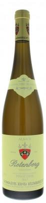 Zind Humbrecht Pinot Gris Rotenberg, BIO 0,75L, AOC, r2017, bl, su