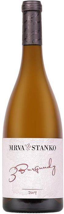 Mrva & Stanko 3 Burgundy 0,75L, r2019, ak, bl, su