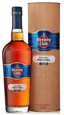 Havana club Selección De Maestros 45% 0,7L, rum, DB