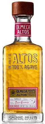 Olmeca Tequila Altos Reposado 38% 0,7L, tequila