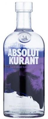 Absolut vodka Kurant 40% 0,7L, vodka