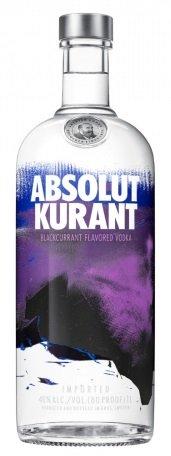 Absolut vodka Kurant 40% 1L, vodka