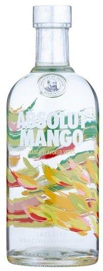 Absolut vodka Mango 40% 0,7L, vodka