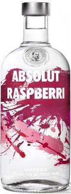 Absolut vodka Raspberri 40% 1L, vodka