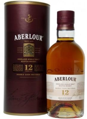 Aberlour 12 YO 40% 0,7L, whisky, DB
