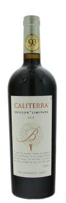 Caliterra Edicion Limitada B 0,75L, r2017, cr, su