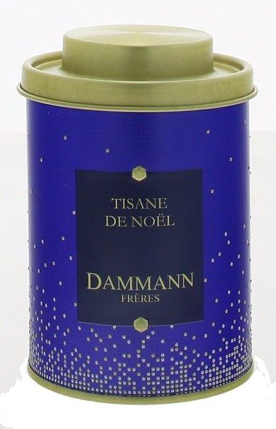 Dammann Fréres Tisane De Noel 80 gr., ochutený  5699,bylcaj, plech