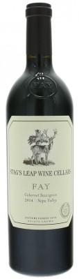 Stag's Leap Wine Cellars Fay Cabernet Sauvignon Stags Leap District 0,75L, r2014, cr, su