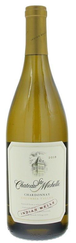 Chateau Ste.Michelle Indian Wells Chardonnay 0,75L, r2018, bl, su