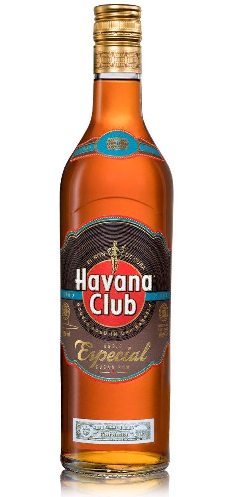 Havana club Anejo Especial Rum 40% 0,7L, rum
