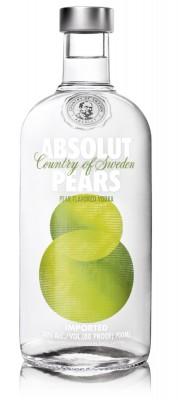 Absolut vodka Pears 40% 0,7L, vodka