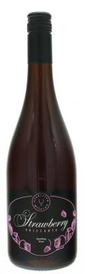 Miluron Strawberry Frizzante sparkling wine 0,75L, per, bl, sc