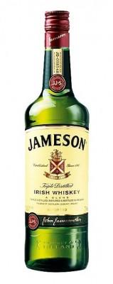 Jameson Irish whiskey 40% 1L, whisky