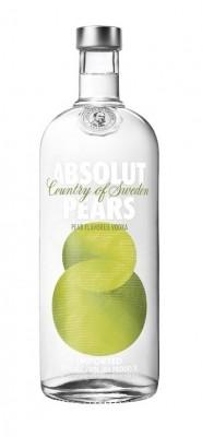 Absolut vodka Pears 40% 1L, vodka