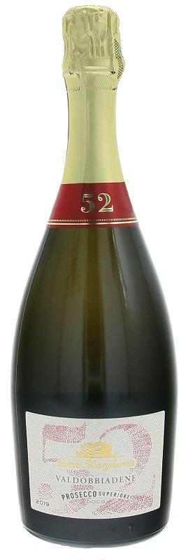 Santa Margherita Prosecco di Valdobbiadene 52 0,75L, DOCG, r2019, skt, bl, brut