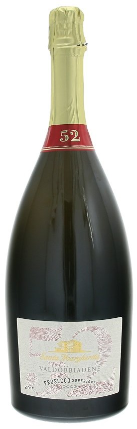 Santa Margherita Prosecco di Valdobbiadene 52 1,5L, DOCG, r2019, skt, bl, brut