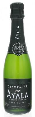 Champagne Ayala Brut Majeur 0,375L, AOC, sam, bl, brut