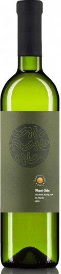 Karpatská Perla Pinot Gris 0,75L, r2019, vin, bl, su