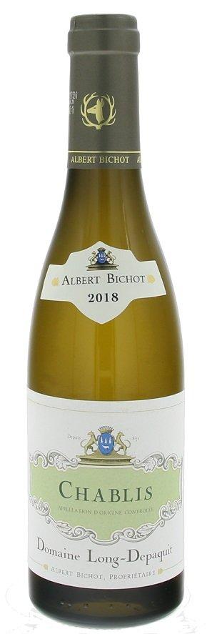 Albert Bichot Domaine Long-Depaquit Chablis 0,375L, AOC, r2018, bl, su