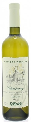 VVD Vinitory Premium Chardonnay 0,75L, r2019, nz, bl, su