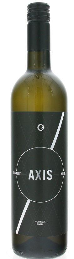 Tokaj Macík Winery AXIS Furmint 0,75L, r2018, ak, bl, su