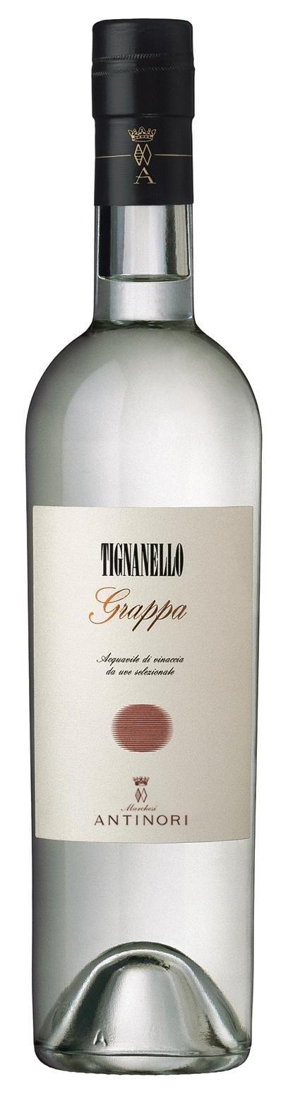Antinori Grappa Tignanello, alc. 42% 0,5L, DB