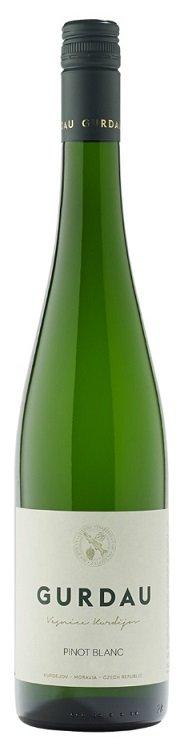 Gurdau Pinot blanc 0,75L, r2017, vin, bl, plsu, sc