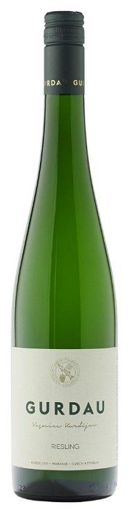 Gurdau Riesling 0,75L, r2018, vin, bl, su, sc