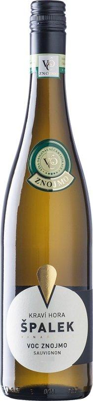 Špalek Sauvignon V.O.C., BIO 0,75L, r2018, vin, bl, su, sc