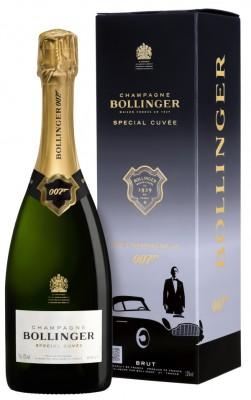 Champagne Bollinger Special Cuvée 007 Brut 0,75L, AOC, sam, bl, brut, DB