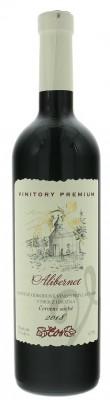 VVD Vinitory Premium Alibernet 0,75L, r2018, vzh, cr, su