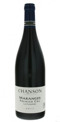 Domaine Chanson Maranges La Fussiere  Premier Cru 0,75L, AOC, 1er Cru, r2017, cr, su