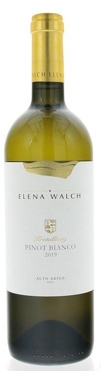 Elena Walch Single Vineyard Pinot Bianco Castel Kristallberg 0,75L, DOC, r2019, bl, su