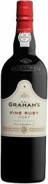 Graham's Fine Ruby Port 0,75L, fortvin, cr, sl