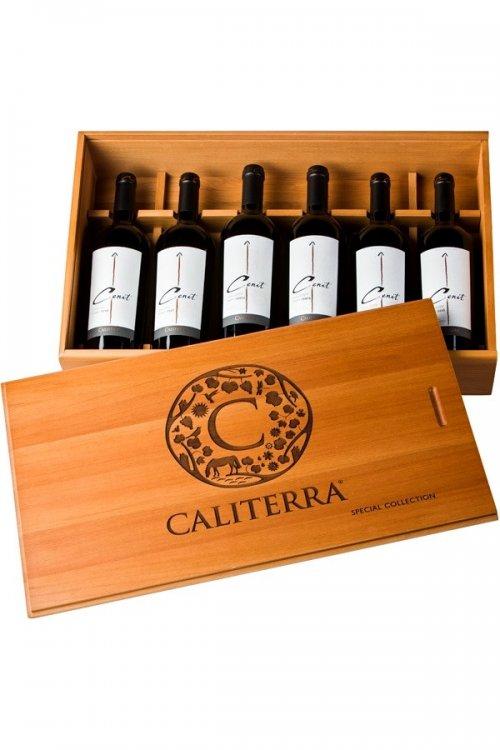 Caliterra Cenit Vertical r.2x2005/2x2007/2x2009 - balenie obsahuje 6fliaš 4,5L, cr, su