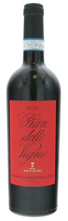 Pian delle Vigne Rosso di Montalcino 0,75L, DOC, r2019, cr, su