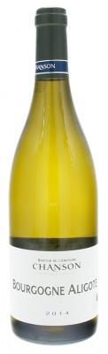 Domaine Chanson Bourgogne Aligoté 0,75L, AOC, r2014, bl, su