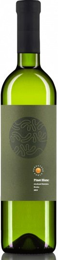 Karpatská Perla Pinot Blanc Kalvária 0,75L, r2019, vin, bl, su