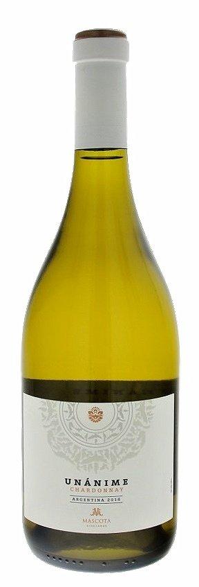 Mascota Vineyards Unánime Chardonnay 0,75L, r2016, bl, su