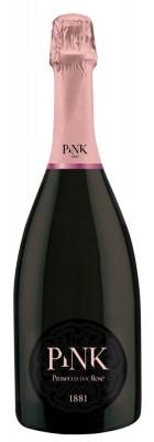 Terra Serena Pink Prosecco Rose Millesimato 0,75L, DOC, r2019, sum, ruz, brut