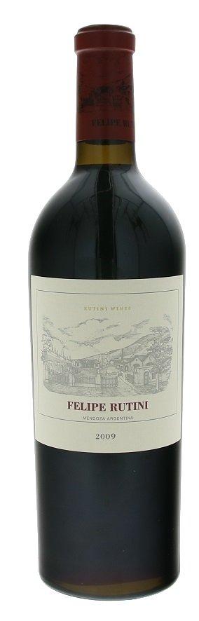 Rutini Felipe Rutini 0,75L, r2009, cr, su