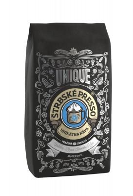 Štrbské Presso Silver Unique 100% A 500 g,zrn, vako