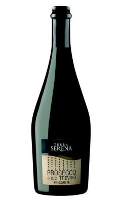 Terra Serena Prosecco Frizzante 0,75L, DOC, rNV, friper, bl, sese