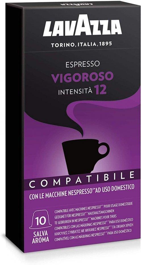 Lavazza NCC Espresso Vigoroso  (10x5,5 g), kaps