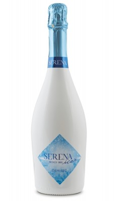 Serena Wines Vino Spumante Bianco ICE limited edition 0,75L, rr.NV, skt, bl, dms