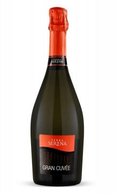 Terra Serena Gran Cuveé Spumante 0,75L, rNV, sum, bl, exdry