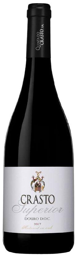 Quinta do Crasto Superior Douro 0,75L, DOC, r2017, vin, cr, su