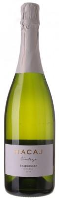 Hacaj Chardonnay Extra Brut 0,75L, r2018, pestskt, bl, exbr